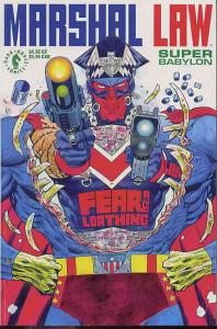 Marshal Law: Super Babylon #1 VF; Dark Horse | save on shipping - details inside