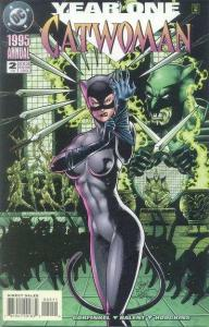 Catwoman (1993 series) Annual #2, NM + (Stock photo)