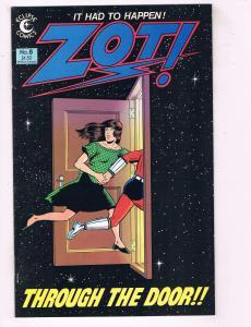 ZOT # 8 NM- Eclipse Comic Book HJ1