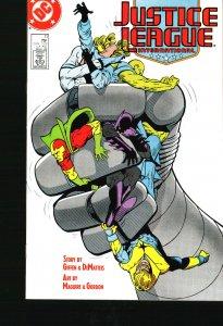 Justice League International #11 (1988)