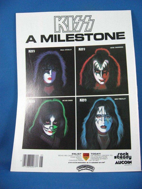 Marvel Super Special #5 (Sep 1978, Marvel) KISS