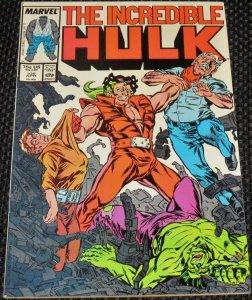 The Incredible Hulk #330 (1987)