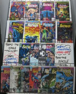 BATMAN: KNIGHTFALL parts 1-19 COMPLETE! - Bane breaks backs, Azrael becom