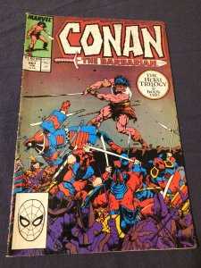 Conan #207  Marvel (1986) FN  The Heku Trilogy Book Two