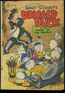 DONALD DUCK FOUR COLOR #159-GHOST OF THE GROTTO G/VG