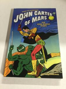 John Carter Of Mars The Jesse Marsh Years Nm Near Mint Dark Horse Comics HC TPB