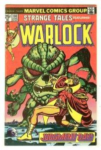 Strange Tales 180   1st Gamora