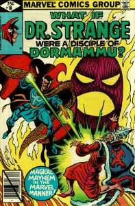 What If... #18 - VF/NM - Dr. Strange Were a Disciple of Dormammu?