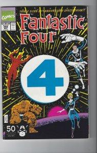 Fantastic Four #358