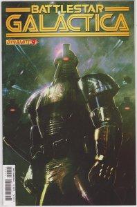 Battlestar Galactica Vol 2 #9