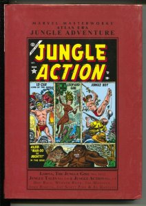 Marvel Masterworks Atlas Era Jungle Adventure-Don Rico-Vol 2-2011-HC-VG/FN