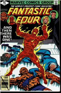 Fantastic Four #214, 9.0 or Better