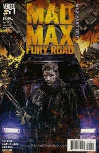 Mad Max: Fury Road: Max #1 VF/NM; DC/Vertigo   save on shipping - details inside