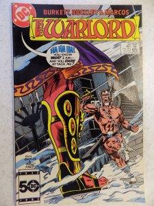 Warlord #98 (1985)