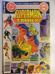 SUPERMAN FAMILY # 199