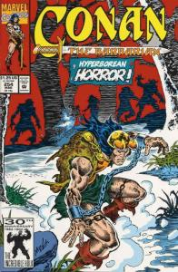 Conan the Barbarian #254 FN; Marvel | save on shipping - details inside