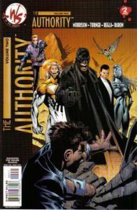 Authority (2003 series) #2, NM (Stock photo)