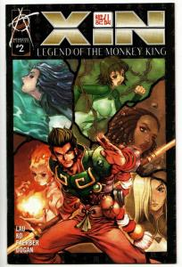 XIN Legend of The Monkey King #2 (Anarchy, 2002) VF