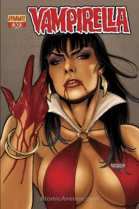 Vampirella (3rd Series) #10A FN; Dynamite | save on shipping - details inside
