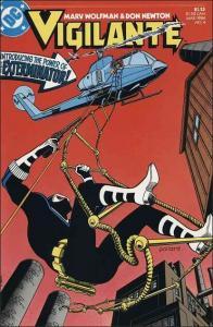 DC VIGILANTE (1983 Series) #4 VF/NM