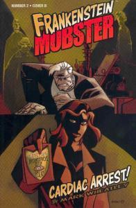 Frankenstein Mobster #2B VF/NM; Image   save on shipping - details inside