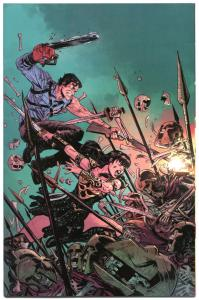 ARMY OF DARKNESS XENA WARRIOR Princess #1 Variant, VF/NM, Forever, 2016, Horror