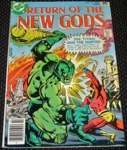 New Gods #16 (1978)