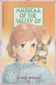 Nausicaä of the Valley of Wind Part 1 #6 VF/NM; Viz | save on shipping - details
