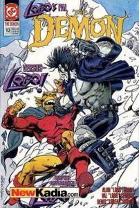 Demon (1990 series) #13, NM- (Stock photo)