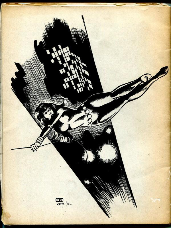 Chronicle Three #3 1973-Capt America-John Byrne-Stan Sakai-James Engle-VG/FN