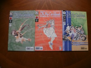 3 Nr-Mint Dark Horse MANGA Comic OH MY GODDESS Mystery Child #3 9 Secret Speed 2