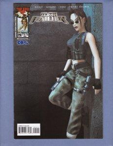 Tomb Raider #29 NM Top Cow 2003