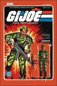 G.I. Joe, A Real American Hero #222 (Sub) VF; Marvel | save on shipping - detail
