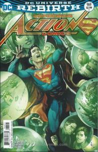 Action Comics #969A VF/NM; DC | save on shipping - details inside