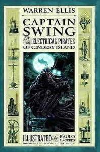 Captain Swing #1C VF/NM; Avatar | save on shipping - details inside