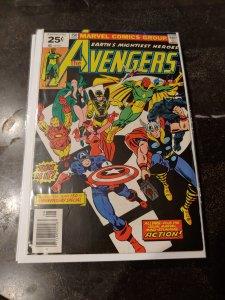 The Avengers #150 (1976)