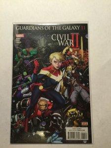 Guardians Of The Galaxy 11 Near Mint Nm Marvel