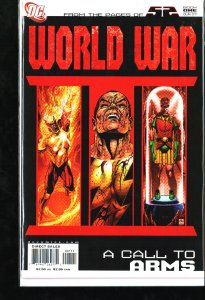 52 Sonderband Special: World War III (DE) #1 (2007)