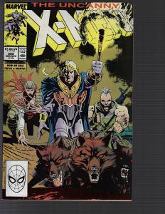 Uncanny X-Men #252 (Marvel, 1989)