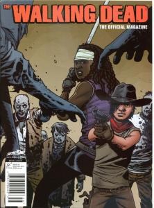 WALKING DEAD MAGAZINE #6, NM, Zombies, Horror, Kirkman, 2012, more in store