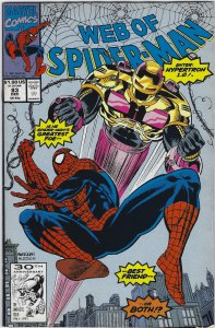 Web Of Spider-Man #83
