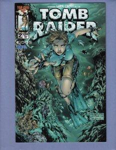 Tomb Raider #2 NM Top Cow 2000
