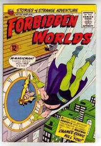 Forbidden Worlds #134 (Mar-66) VF/NM+ High-Grade Magicman