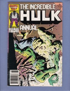 Incredible Hulk Annual #15 VG Abomination Marvel 1986