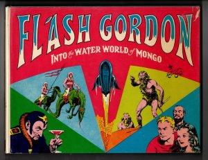 Flash Gordon: Into The Water World of Mongo! Hardback with Dustjacket!