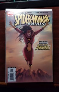 Spider-Woman: Origin #1 (2006)