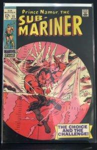 Sub-Mariner #11 (1969)