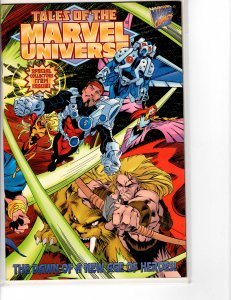 Tales of the marvel Universe (1997) VF/NM (9.0)