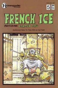 French Ice #5 VF/NM; Renegade | save on shipping - details inside