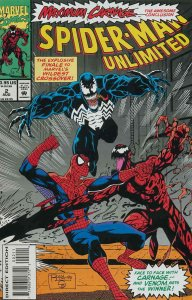 Spider-Man Unlimited #2 VF/NM; Marvel   we combine shipping